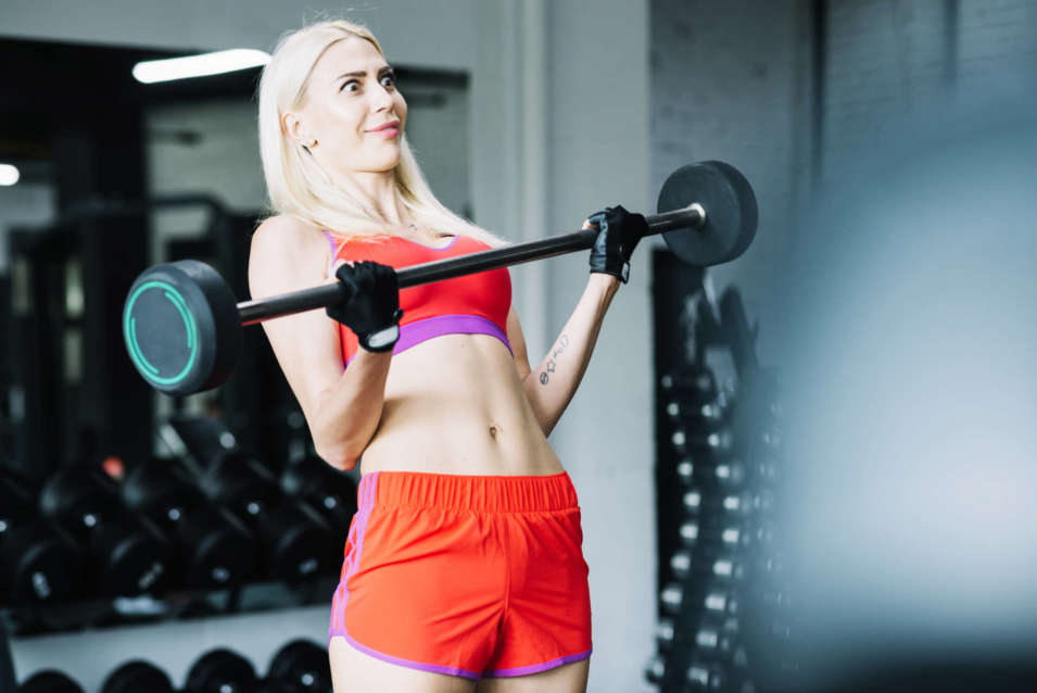 Entrenalia - 10 errores que cometen las mujeres en el gimnasio